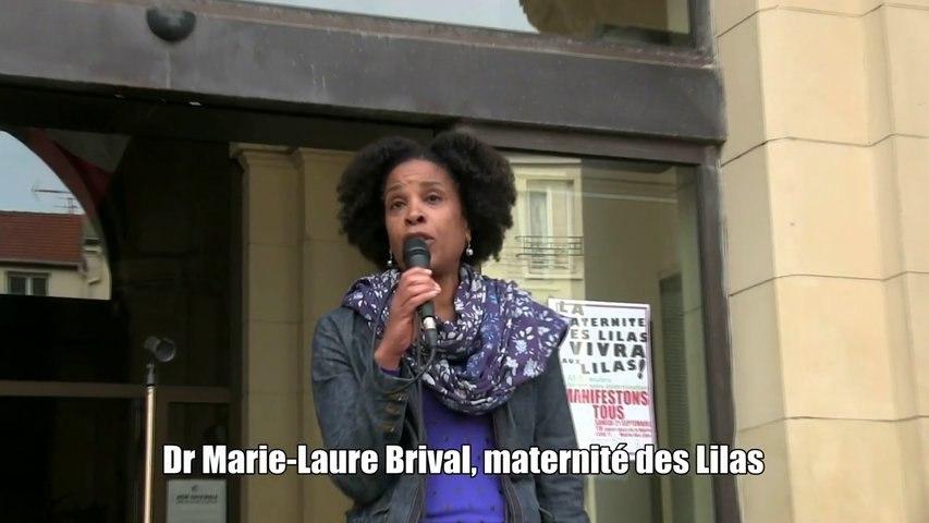 La maternité des Lilas : aux Lilas !