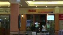 Fusillade à Nairobi : les images filmées à l'intérieur du centre commercial