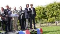 Pique Nique Francilien de l'UMP 2013 - Intervention de Roger Karoutchi