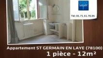 Vente - appartement - ST GERMAIN EN LAYE (78100)  - 12m²