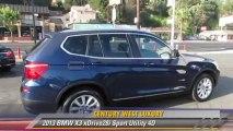 2013 BMW X3 xDrive28i - Century West Luxury, Studio City
