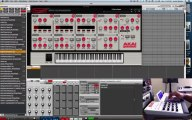 Checking Out The Akai MPC Expansion The Noise For The Akai MPC Renaissance/Studio