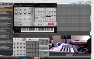 Checking Out The Akai MPC Expansion The Wub For The MPC Renaissance/Studio Software