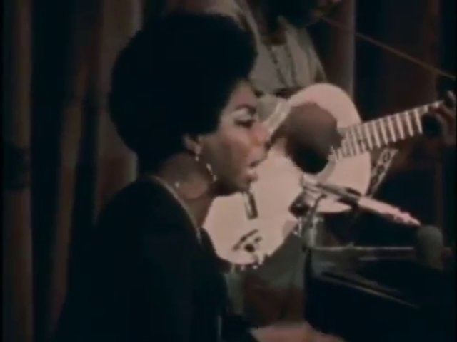 Nina Simone: Ain't Got No / I Got Life