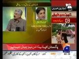 Jirga ,Saleem Safi , 21 September 2013 , Balochistan Issue and its solution , Talk Show , Geo News