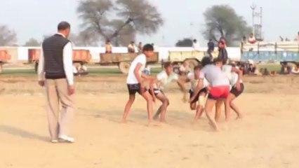 Catcher Best Catch 02 - FreeStyle Girls Kabaddi Tournament 2013 Match 12