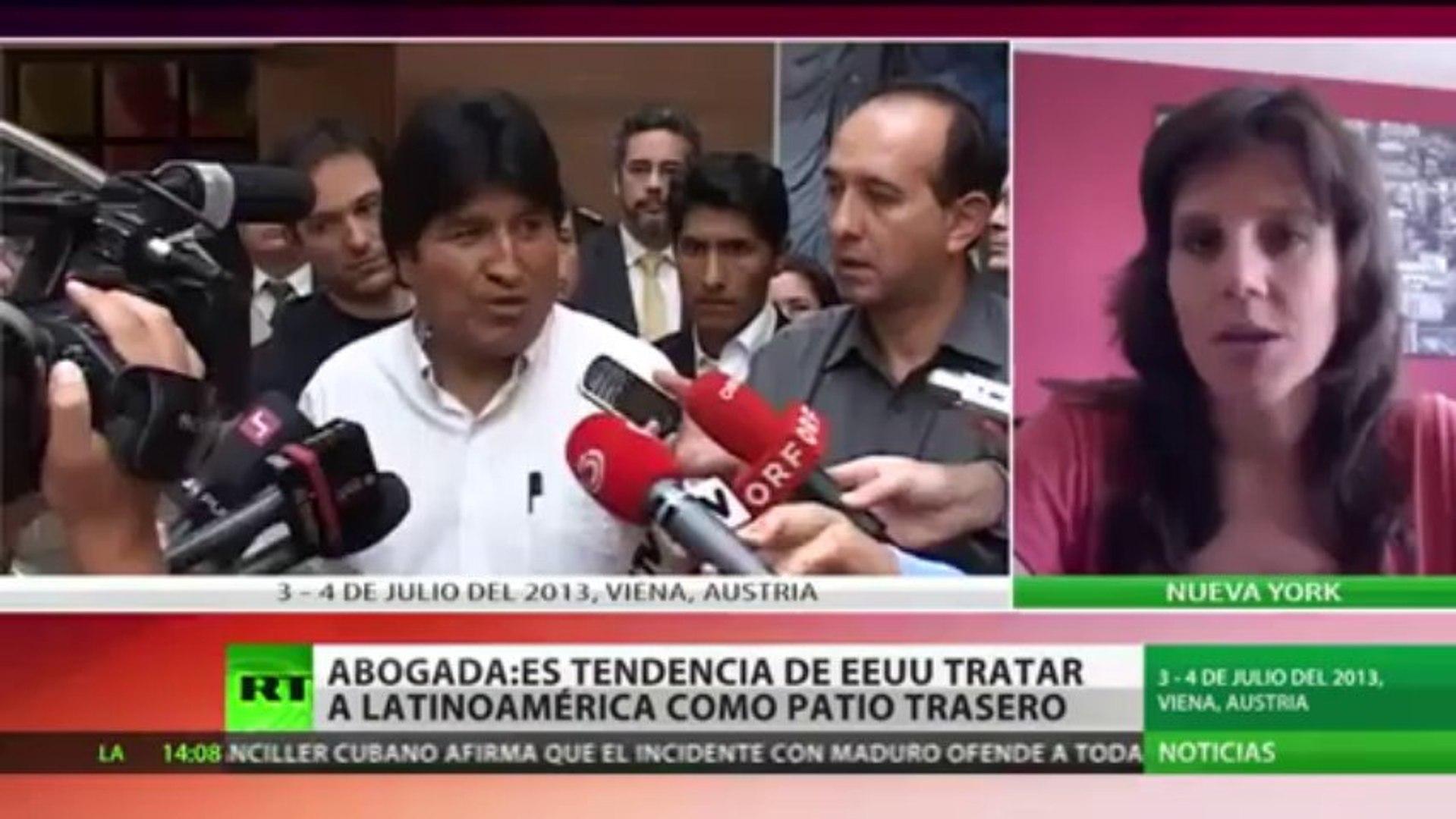 (Vídeo) Eva Golinger   EE.UU. aún intenta tratar a América Latina como su patio trasero
