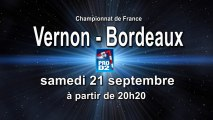SMV Vernon St Marcel / Girondins de Bordeaux - Handball PROD2