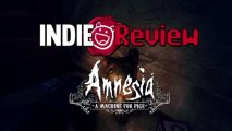 Indie Review - Amnesia : A machine for Pigs (PC/Mac/Linux)