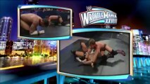 CM Punk vs. Chris Jericho - WWE Championship Match WrestleMania XXVIII