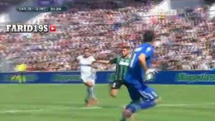 Все голы матча · Сассуоло (Сассуоло) - Интер (Милан) - 0:7