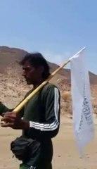 Pakistani man spends more than 100 days' walking from Pakistan to Saudi Arabia to perform Hajj