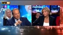 BFM Politique: Valérie Pécresse face à Jean-Christophe Cambadélis - 22/09