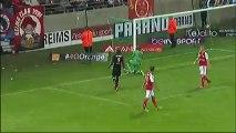 Stade de Reims (SdR) - EA Guingamp (EAG) Le résumé du match (6ème journée) - 2013/2014