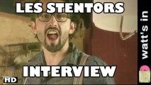 Les Stentors : Le Chant des Partisans Interview Exclu (HD)