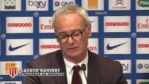PSG-ASM : Ranieri félicite ses joueurs