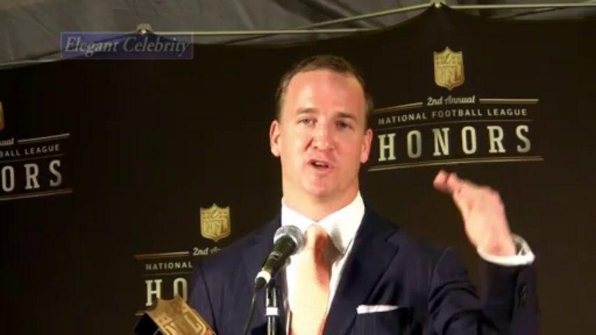 Peyton Manning, Denver Broncos, Talks About Mental Toughness