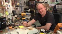 DIY Automated Motion: Motorized Camera Dolly Part 2 - The Ben Heck Show