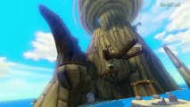 Wind Waker HD Direct Comparison using Dolphin Emulator