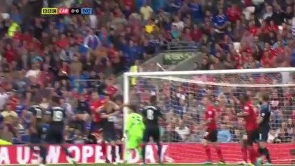 Cardiff City 0 - 1 Tottenham Hotspur