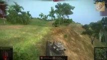 World Of Tanks Team Hyper Vs Team Spider Set 2 - Rush / Circle Tactics