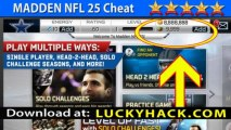 MADDEN NFL 25 Hacks Cash Coins and Bundle - No jailbreak -- Best Version MADDEN NFL 25 Cash Cheat