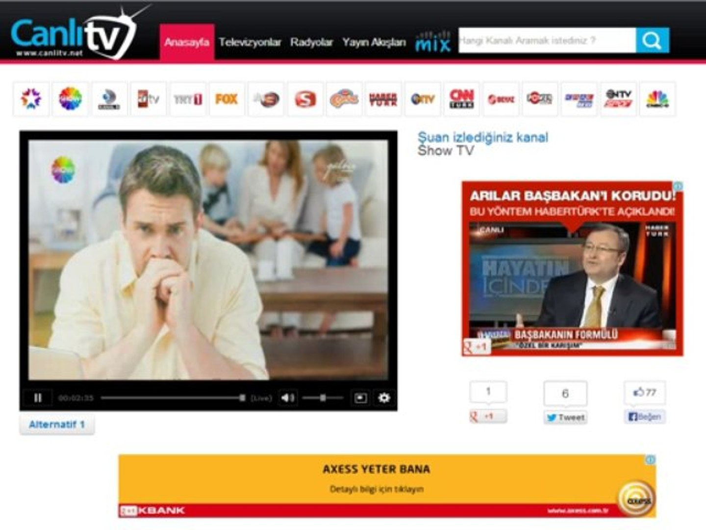 show tv izle - show tv canlı izle - show tv hd izle