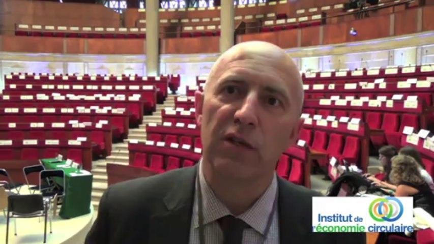 Dominique Potier à la Conférence environnementale