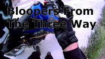 Bloopers From the Three Way