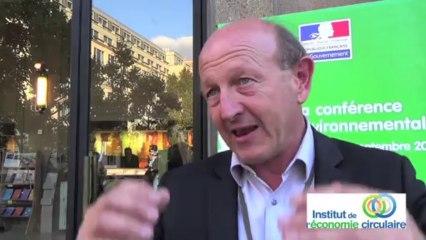 """Jean-Luc Bennahmias """"Economie circulaire : il faut passer à l'action"""""""