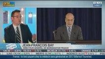 Prudence sur le marché américain : Jean-François Bay, dans Intégrale Bourse - 23/09