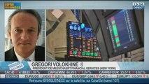 Bataille budgétaire aux USA pour le financement du gouvernement: Gregori Volokhine dans Intégrale Bourse –- 23/09
