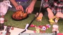 Un auditeur mange dans les fesses de Jeff (1) - C'Cauet sur NRJ
