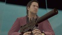 Free Battle - Yakuza: Dead Souls Gameplay