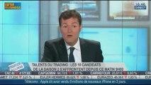 Talents du trading saison 2 : Les 10 candidats s'affrontent depuis ce matin –- 23/09