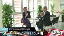 [FrenchWeb Tour Toulouse] Pierre Cohen, Maire de Toulouse