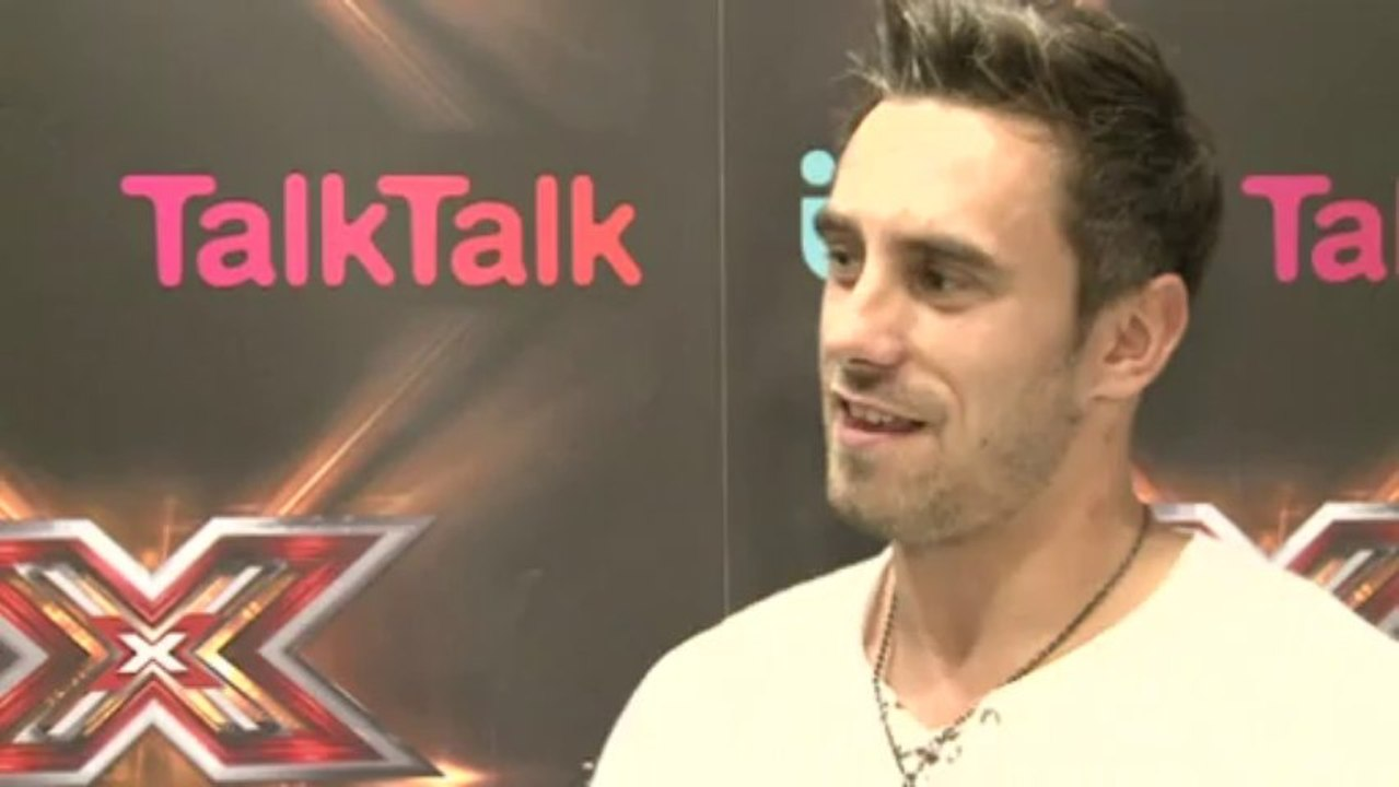 X Factors Joseph Whelan reveals nude performances - YouTube