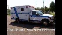 Used Ambulance 2002 AEV D28618 VCI PreOwned used Ambulances