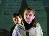 Regard sur la tournée 2013 du Faust de Rostand, mis en scène par Maude et Philippe Bulinge