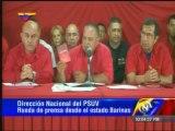 Diosdado:  No podrán usar nombre de Chávez si no están en el Psuv