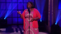 Retta Tells it Like it is at Comedy Gives Back International Show