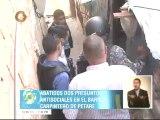 3 delincuentes abatidos tras enfrentamiento con Cicpc en Petare