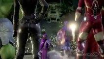Marvel Avengers: Battle for Earth CG Trailer