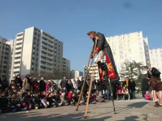 PIRATES Spectacle de Rue 2013