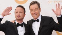 Bryan Cranston and Aaron Paul After BreakingBad