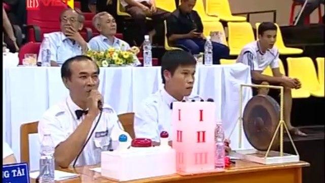 Giải võ cổ truyền: Trận 2- Võ sĩ Nguyễn Văn Thắng (Quân Khu 5) - Võ sĩ Hoàng Đức Sơn (Đồng Nai)