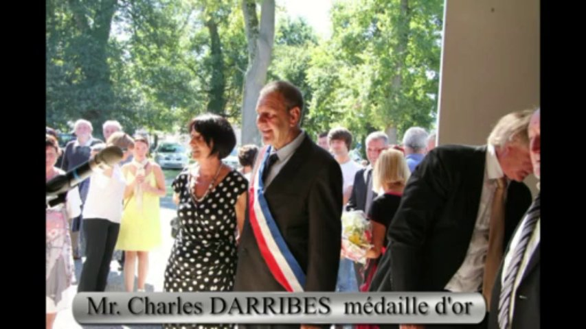 Lespouey (65) : Inauguration de la Fontaine de l'église et la réhabilitation de la fontaine du Padouen