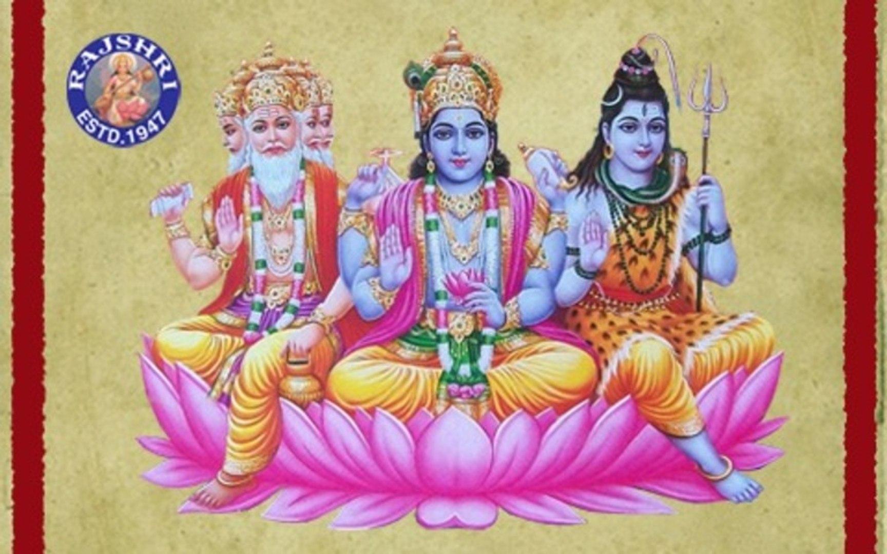 Guru Brahma Guru Vishnu - Guru Mantra With Lyrics - Sanjeevani Bhelande –  Devotional