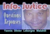 Discrimination Loi Droit et Conseil aux Victimes Aide du Procureur de la République Yannis MALAHËL Journaliste Juridique