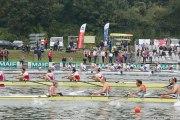REPLAY - Championnat de France Sprint d'Aviron (29/09/2013- 13H00)